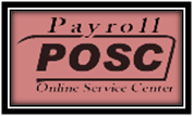 Payroll POSC Online Service Center