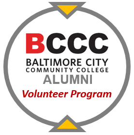 Alumni Volunteer Program Logo