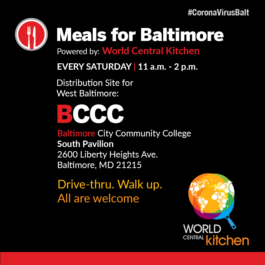 Meals for Baltimore